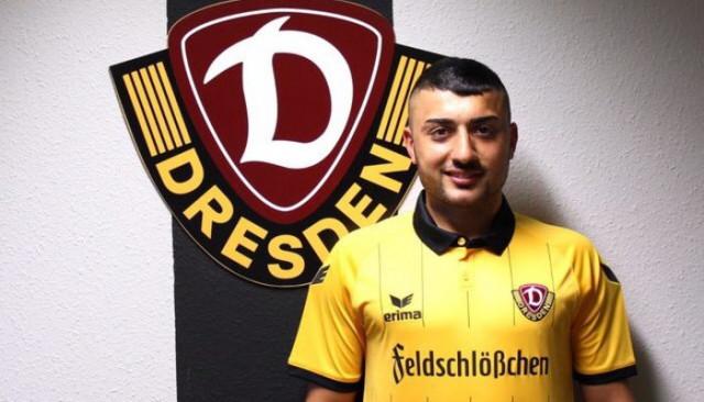 Adana Demirspor, Suriyeli Aias Aosman'ı transfer etti
