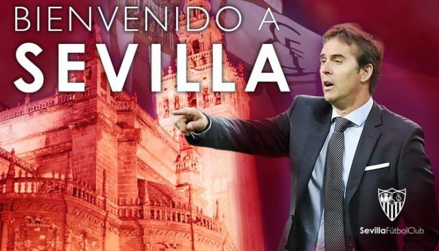Sevilla'da Julen Lopetegui dönemi