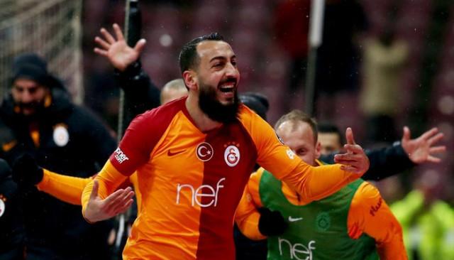 Galatasaray'ın Kostas Mitroglou ile yollarını ayıracağı iddia edildi