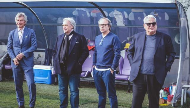 Rocco Commisso Fiorentina'yı satın alıyor