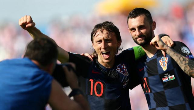 Hırvatistan 2 - 1 Galler