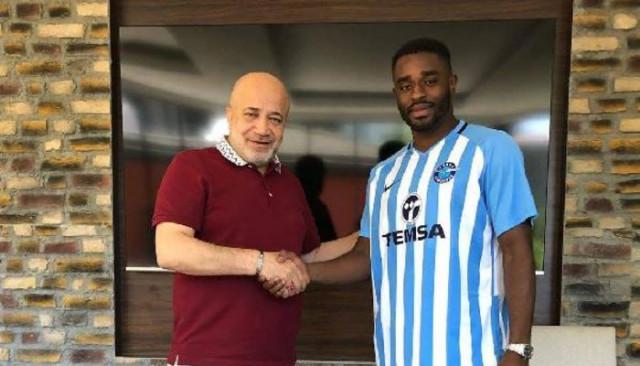 Adana Demirspor, Mustapha Carayol'u kadrosuna kattı