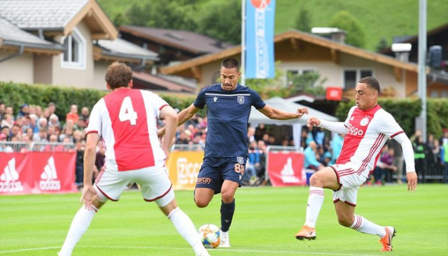 Ajax 2 - 1 Başakşehir