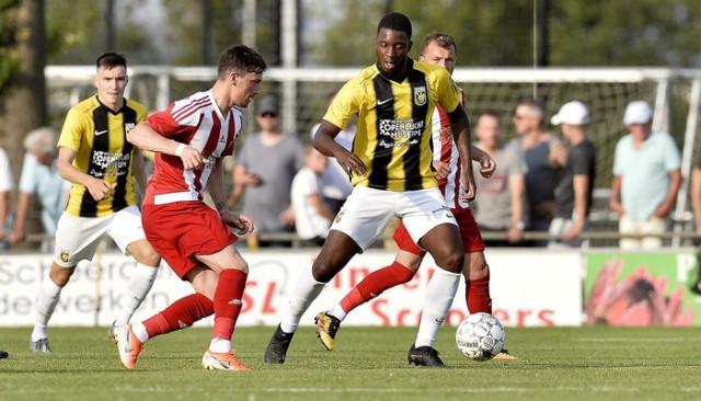 Sivasspor, Vitesse ile berabere kaldı
