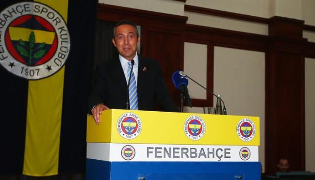 Ali Koç'tan Fatih Terim ve Mustafa Cengiz'e sert gönderme