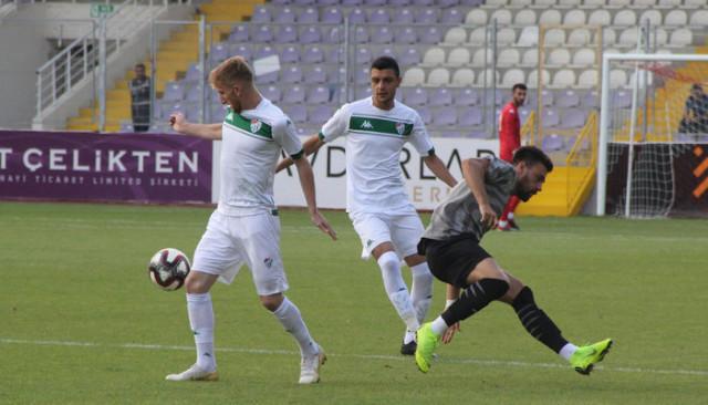 Bursaspor 2 - 1 Altay (Hazırlık maçı)