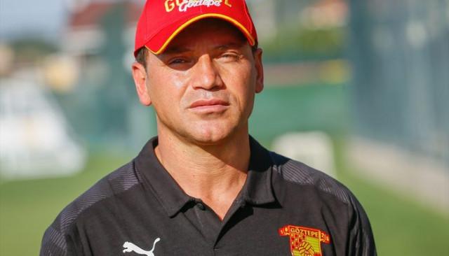 Tamer Tuna: Göztepe artık ligde kaldığına sevinen bir takım olmamalı