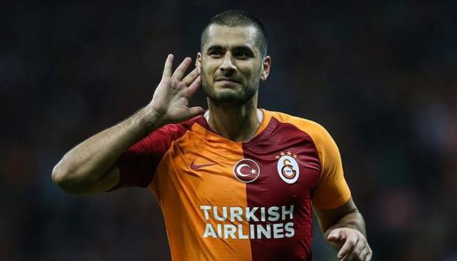 Göztepe, Eren Derdiyok'u bitiriyor