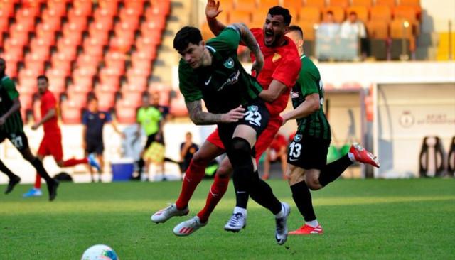 Denizlispor 0 - 0 Göztepe