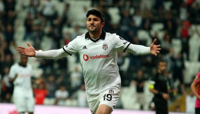 Roma'ya 3. Türk Beşiktaş'tan gidiyor!