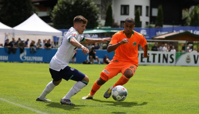 Schalke 04 2 - 0 Alanyaspor