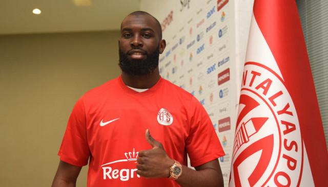 Antalyasporlu Souleymane Doukara El İttifak'a transfer oldu