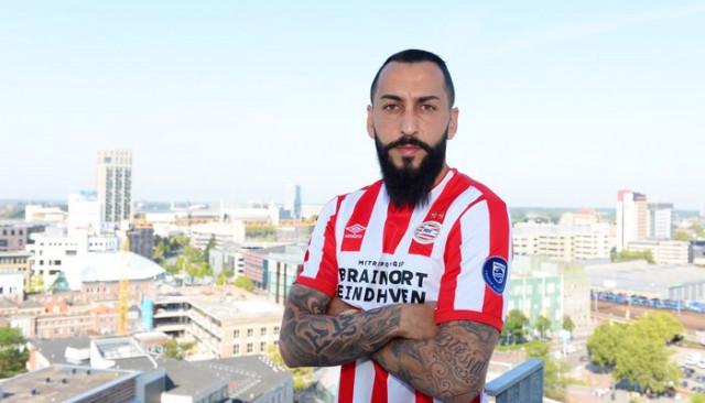 Kostas Mitroglou resmen PSV'de