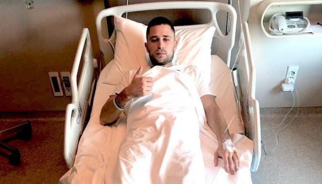 İstikbal Mobilya Kayserispor'da Artem Kravets ameliyat oldu
