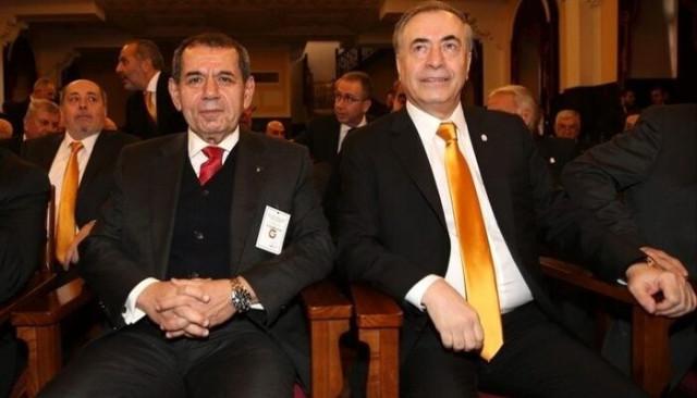 Dursun Özbek'ten Mustafa Cengiz'e borç eleştirisi