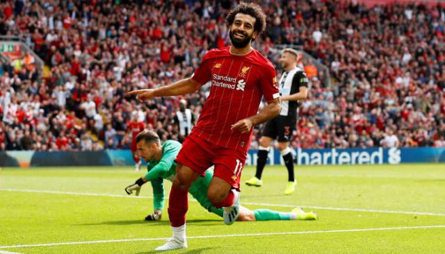 Liverpool 3 - 1 Newcastle United