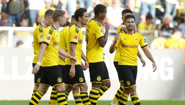 Dortmund kazandı, Nuri Şahin kızardı!