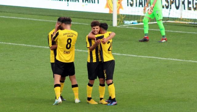 İstanbulspor 2 - 1 Giresunspor