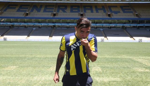 Fenerbahçe, Allahyar Sayyadmanesh'i İstanbulspor'a kiraladı