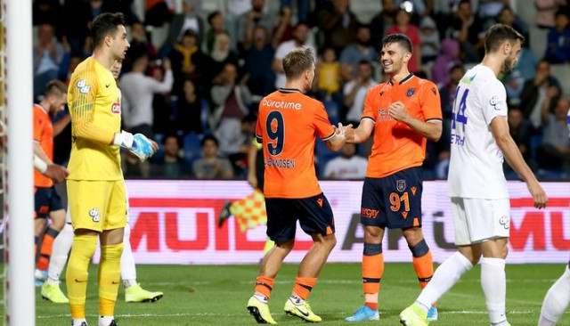 Medipol Başakşehir 5 - 0 Çaykur Rizespor