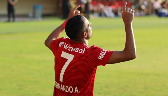 Süper Lig'in en erken golü Fernando'dan