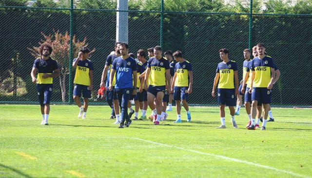 Fenerbahçe'de Antalyaspor maçının hazırlıkları başladı