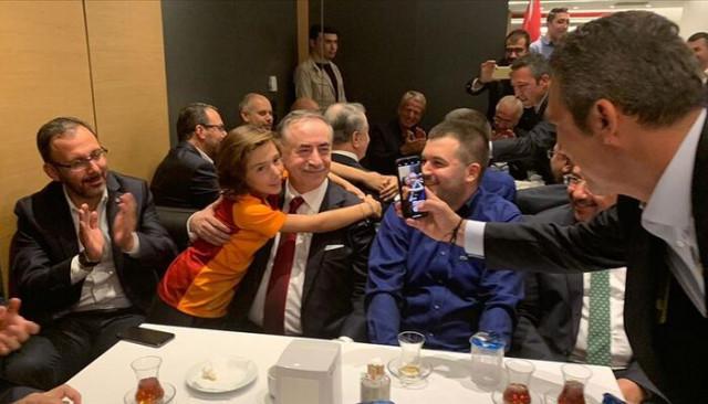 Nihat Özdemir o fotoğrafın hikayesini anlattı