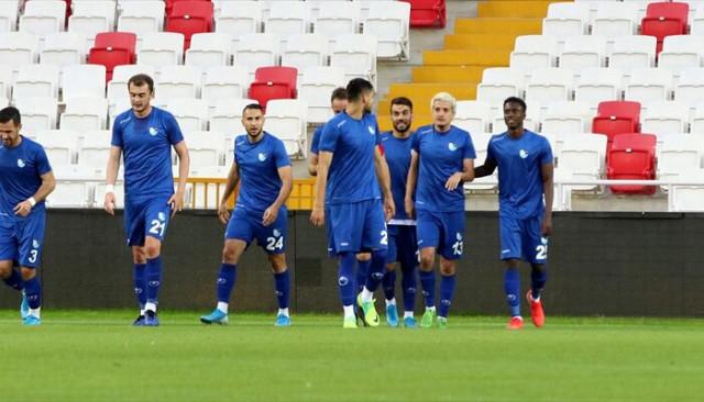 Sivasspor 1 - 3 Erzurumspor
