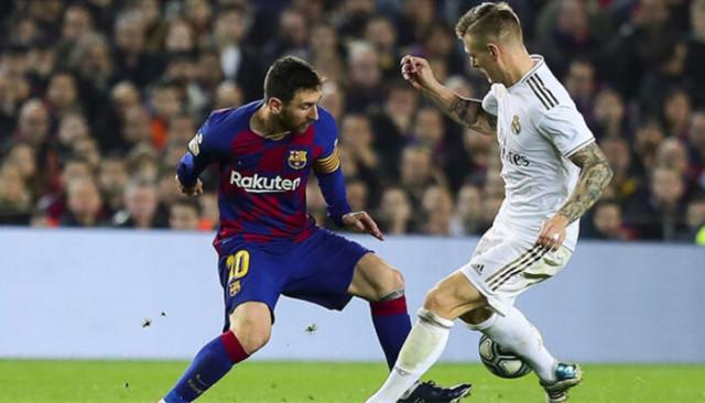 İspanya La Liga'da Barcelona ve Real Madrid'in üstünlüğü kırılamıyor