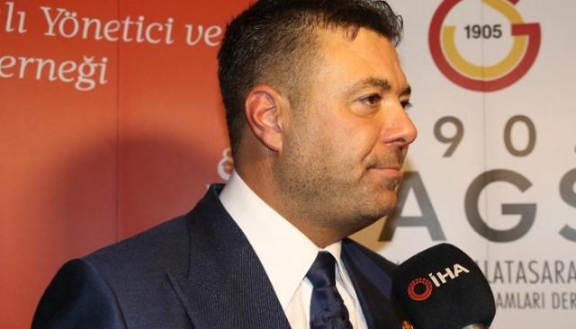 Ankara Galatasaraylı Yönetici ve İşadamları Derneğinden 'Yeni Yıla Merhaba' etkinliği