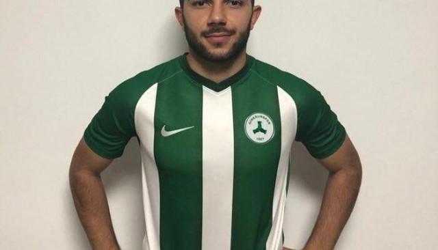 Giresunspor, Beşiktaş'tan Muhayer Oktay'ı kadrosuna kattı