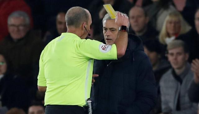 Tottenham Teknik Direktörü Jose Mourinho'dan olay hareket!