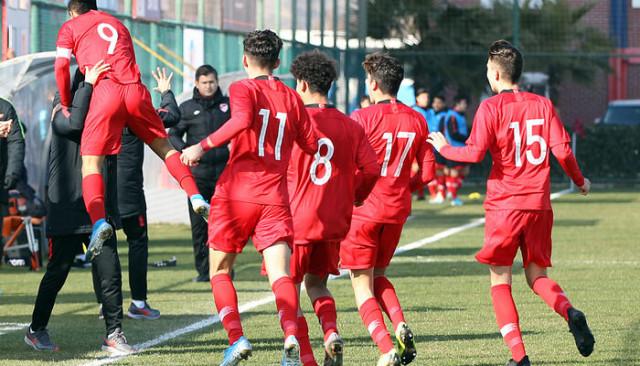 Ege Kupası'nda şampiyon Türkiye