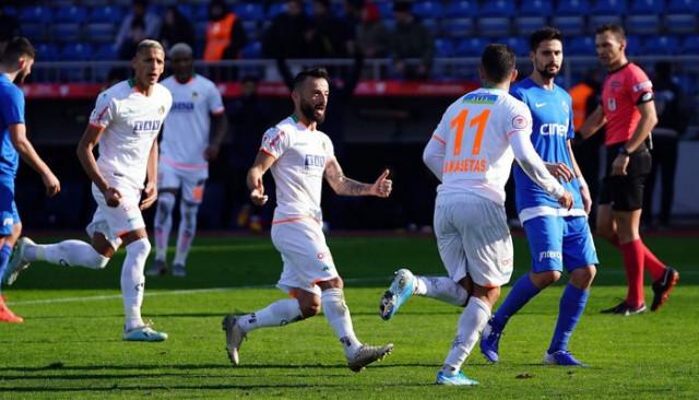 ÖZET | Kasımpaşa 3-2 Alanyaspor maç sonucu