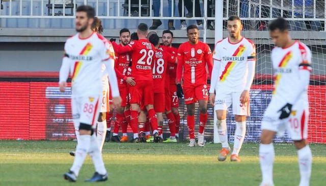 ÖZET | Göztepe - Antalyaspor maç sonucu: 2-2