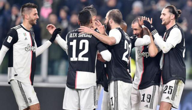 ÖZET   Juventus 3-1 Roma (İtalya Kupası)