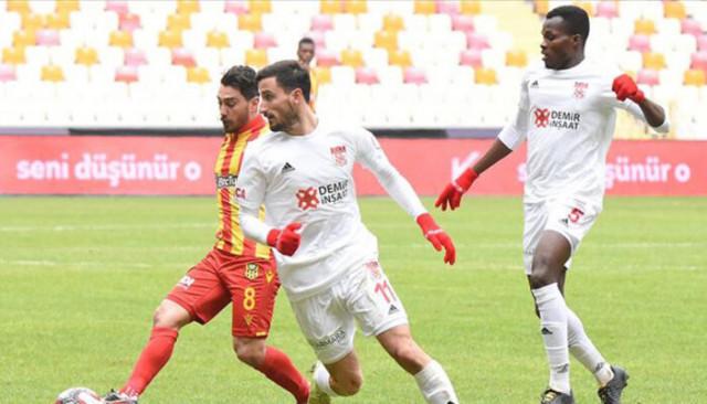 Yeni Malatyaspor 1-2 Sivasspor (Ziraat Türkiye Kupası)