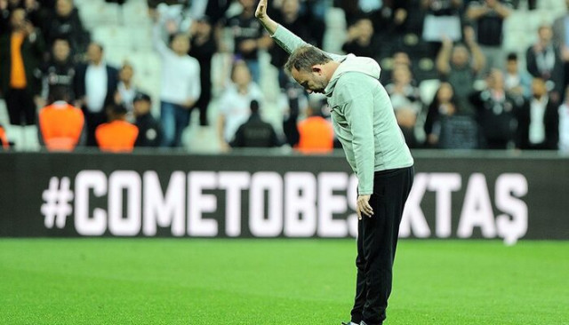 Beşiktaş'ta ilk teknik direktör adayı Sergen Yalçın