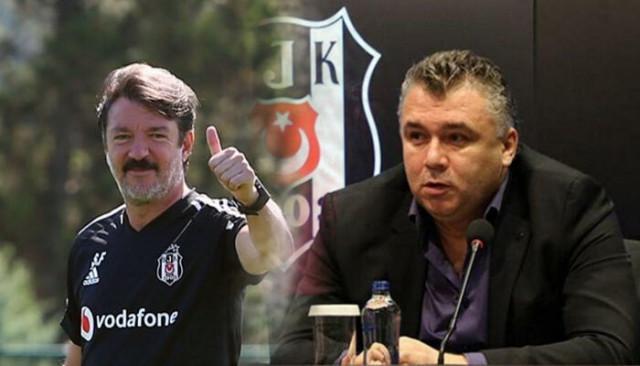 Beşiktaş'ta Göztepe maçında görev Şenol Fidan ve Gökhan Keskin'e