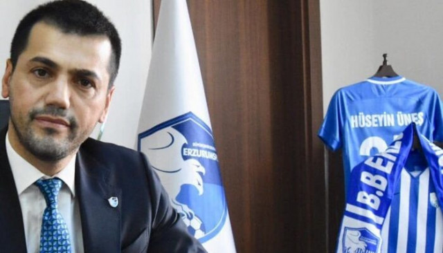 BB Erzurumspor, Balıkesirspor maçı hasılatını depremzedelere bağışlayacak