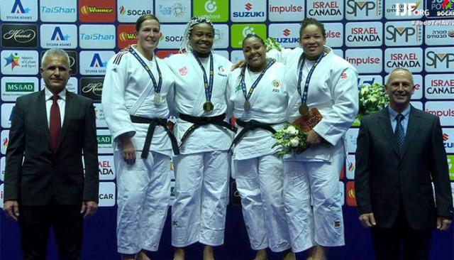 Judo Grand Prix'te Özerler'den gümüş, Sait'ten bronz madalya