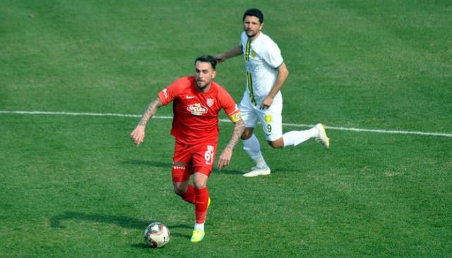 Osmaniyespor FK - Nevşehir Belediyespor: 3-2