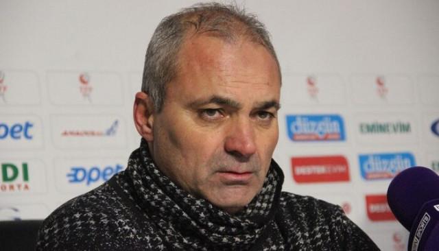 BB Erzurumspor - Balıkesirspor maçının ardından
