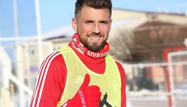 """Sivasspor'un yeni transferi Claudemir'den iddialı açıklama: """"Şampiyonluk mümkün"""""""