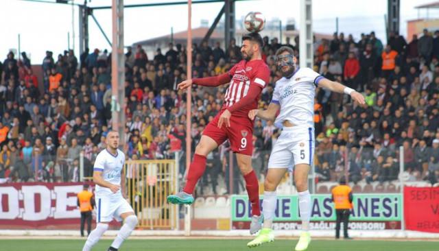 Hatayspor - Ekol Göz Menemenspor : 2-0
