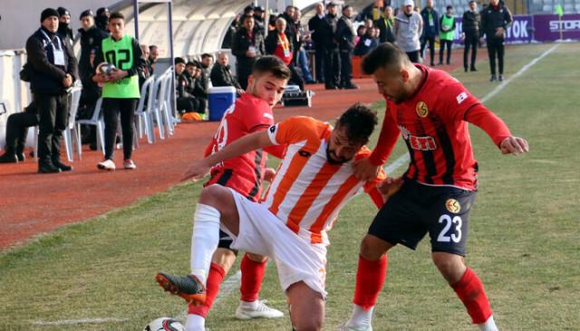 Eskişehirspor - Adanaspor: 0-0