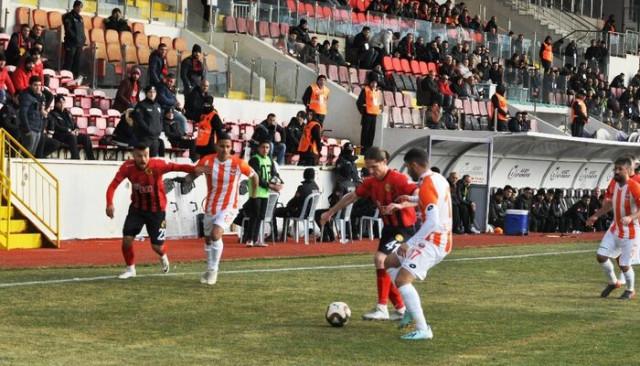 Eskişehirspor: 0 - Adanaspor: 0