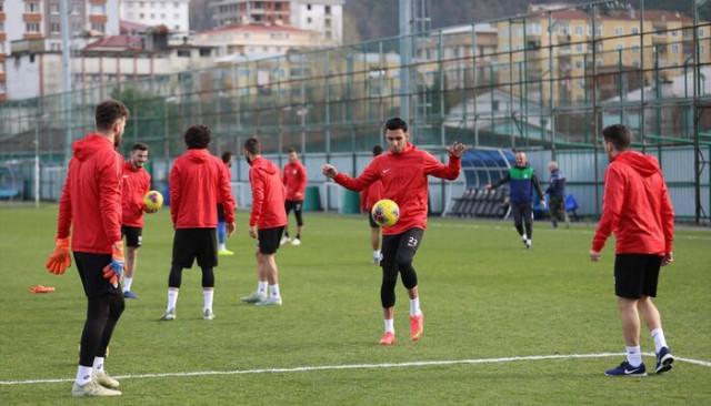 Çaykur Rizesporlu futbolcu Abdullah Durak: Biz doğru oynayan bir takımız