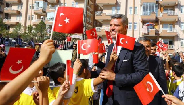 Saran, 20'nci spor salonunu Elazığ'a yapacak