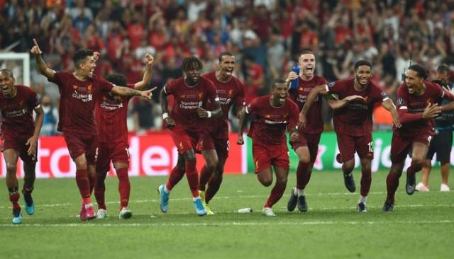 Süper Kupa: Liverpool Chelsea'yi penaltılarda yenerek kupayı müzesine götürdü